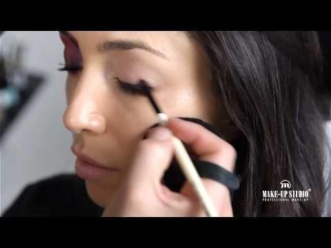 Sun Goddess - makeup tutorial Summer Trend collection 2014 by Make-up Studio