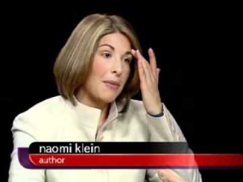 Naomi Klein: No Logo - Corporations, Lawyers, Contractors, and Advertising Agencies (2000) - YouTube
