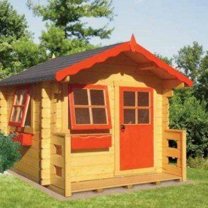 Shire Salcey Wooden Playhouse for children