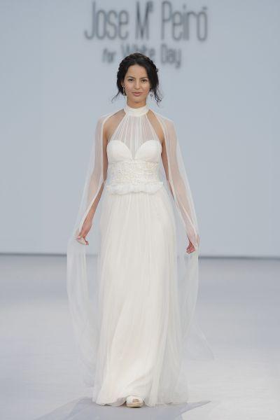 Maravillosos vestidos de novias   Colección Jose Maria Peiró