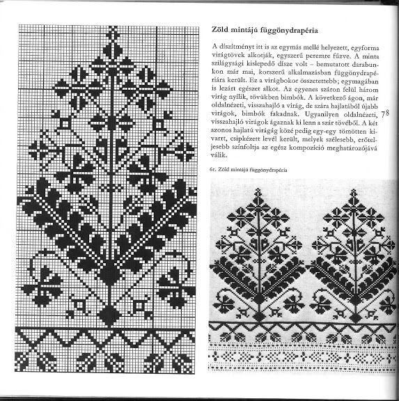 Keresztszemes Kezimunkak (Венгерская вышивка) - Vea Fil - Picasa Web Albums