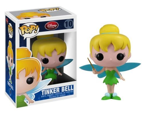 FUNKO POP Disney VINYL Figure Tinker Bell eBay
