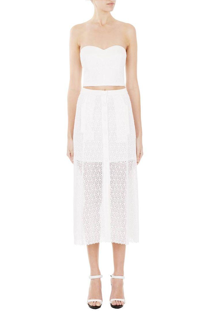 Clover Lace Skirt