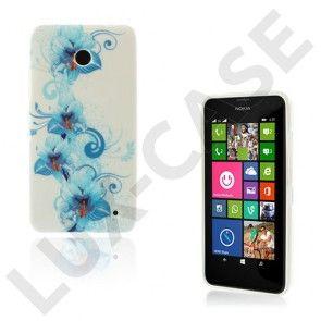 Westergaard (Siniset Terälehdet) Nokia Lumia 630 / 635 Suojakuori
