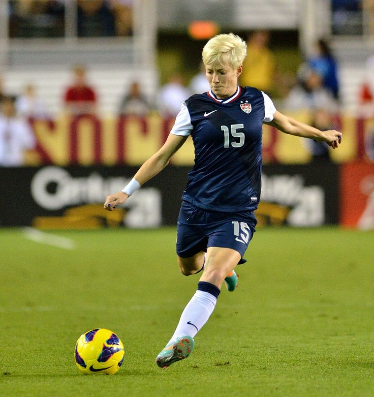 Megan Rapinoe vs. China, Dec. 15, 2012, FAU Stadium, Boca Raton, Fla. (Ryan Murphy/University Press)