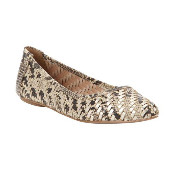 Fashion Flat! #shoestock #bestsellers #sapatilha #metal #fashion - Ref 16.03.0469