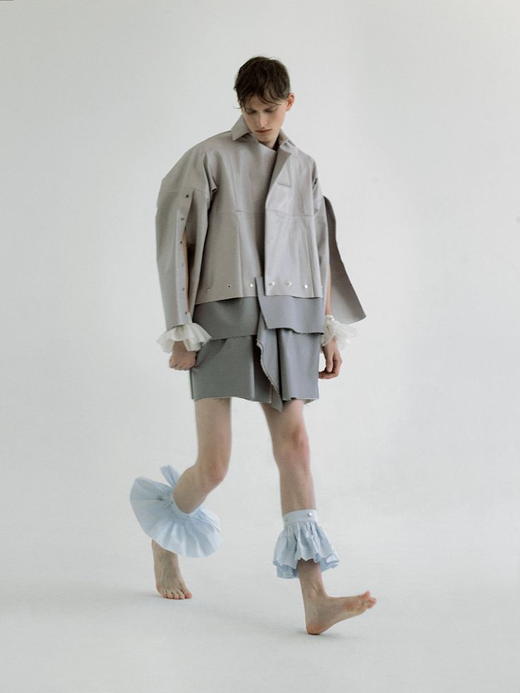 'Modular Cycle' is the name of the unisex collection by Wei Hung Chen, a…