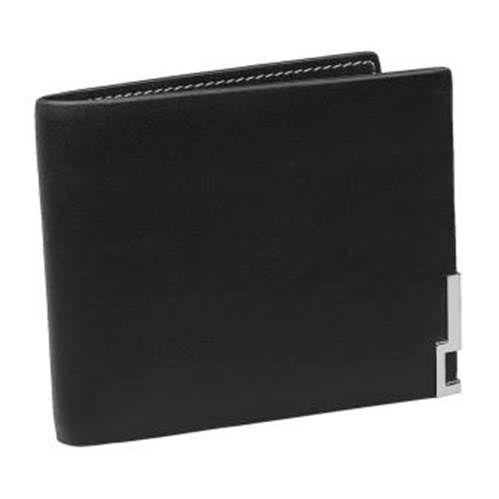 Mens Genuine Leather Wallet - Black  Click to buy >>>  www.lillyjack.com.au