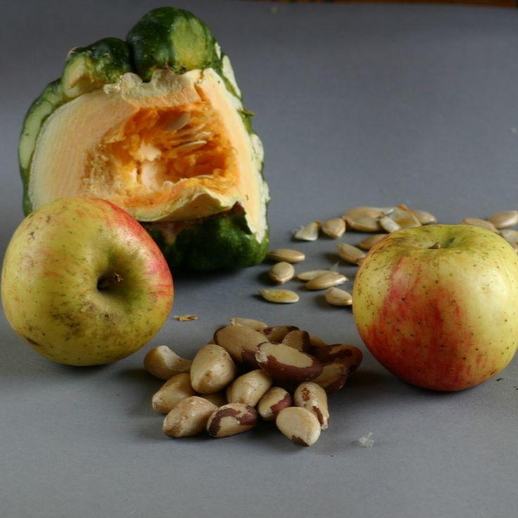 Stadstuinieren met Pit: Appelboom in de winter: appelpompoen muffins