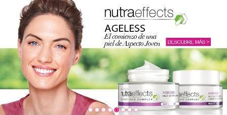 29/04/2015 Avon presenta su nueva gama de productos: nutraeffects.