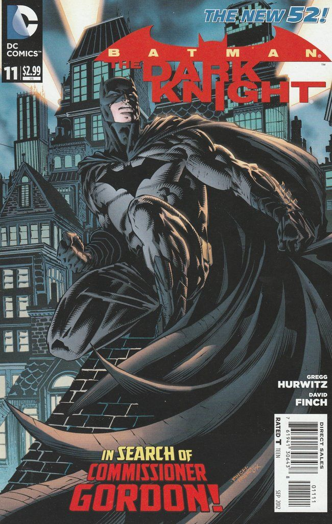 Batman: The Dark Knight # 11 DC Comics The New 52!