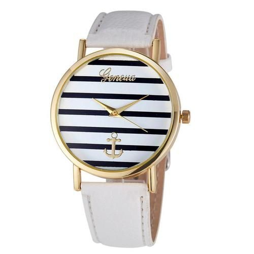 Striped Anchor Watch https://aahimsa.com/collections/watches?page=5