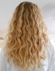 Wrapunzel: a DIY deep moisturizing hair treatment from The Curly Girl Handbook by Lorraine Massey