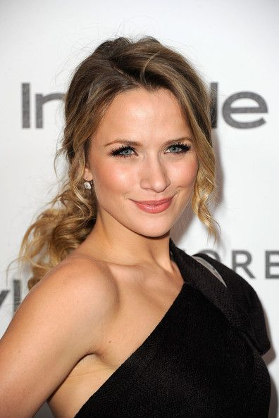 "shantel vansanten | Shantel VanSanten - Forevermark And InStyle's ""A Promise Of Beauty And ..."