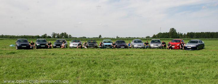 Der Opel Club Elmshorn aus dem Kreis Pinneberg wurde im April 1994 gegründet und ist als Opelclub offiziell von Opel anerkannt. Jeder Opelfahrer - egal wie alt, egal ob männlich oder weiblich - ist bei uns willkommen.
