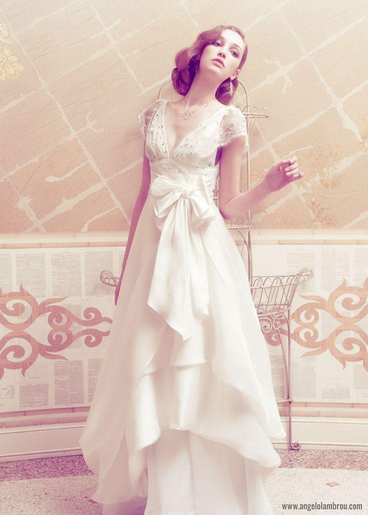 Kaoro ‹ New York, NY Couture Wedding Dresses & Gowns – Angelo Lambrou - Kaoro Wedding Gown by Angelo Lambrou