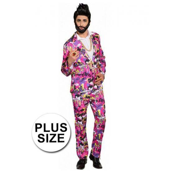Feestwinkel online met Grote maten 80s kostuum roze en vele feestartikelen. Grote maten 80s kostuum roze nu voor � 52.95, uit voorraad.