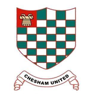 1917, Chesham United F.C. (England) #CheshamUnitedFC #England #UnitedKingdom (L16525)