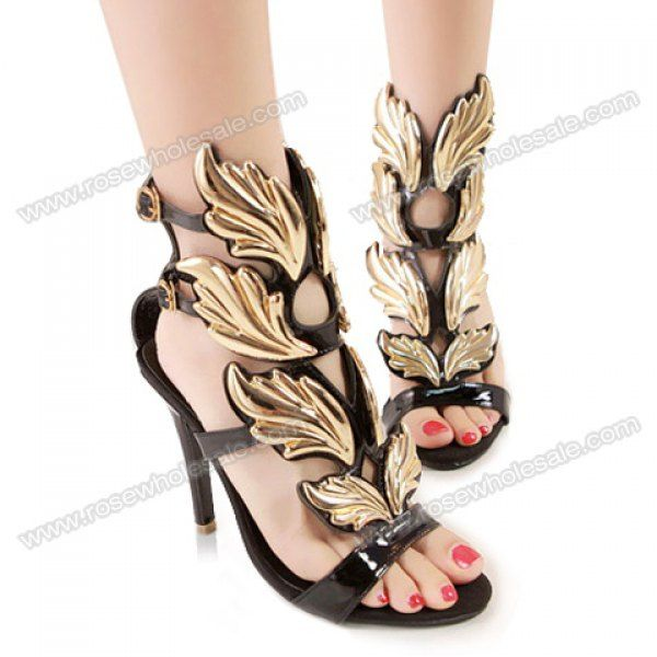 I would like to try on these shoes. Genius