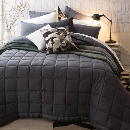 Quilted Blanket | Pillow Talk