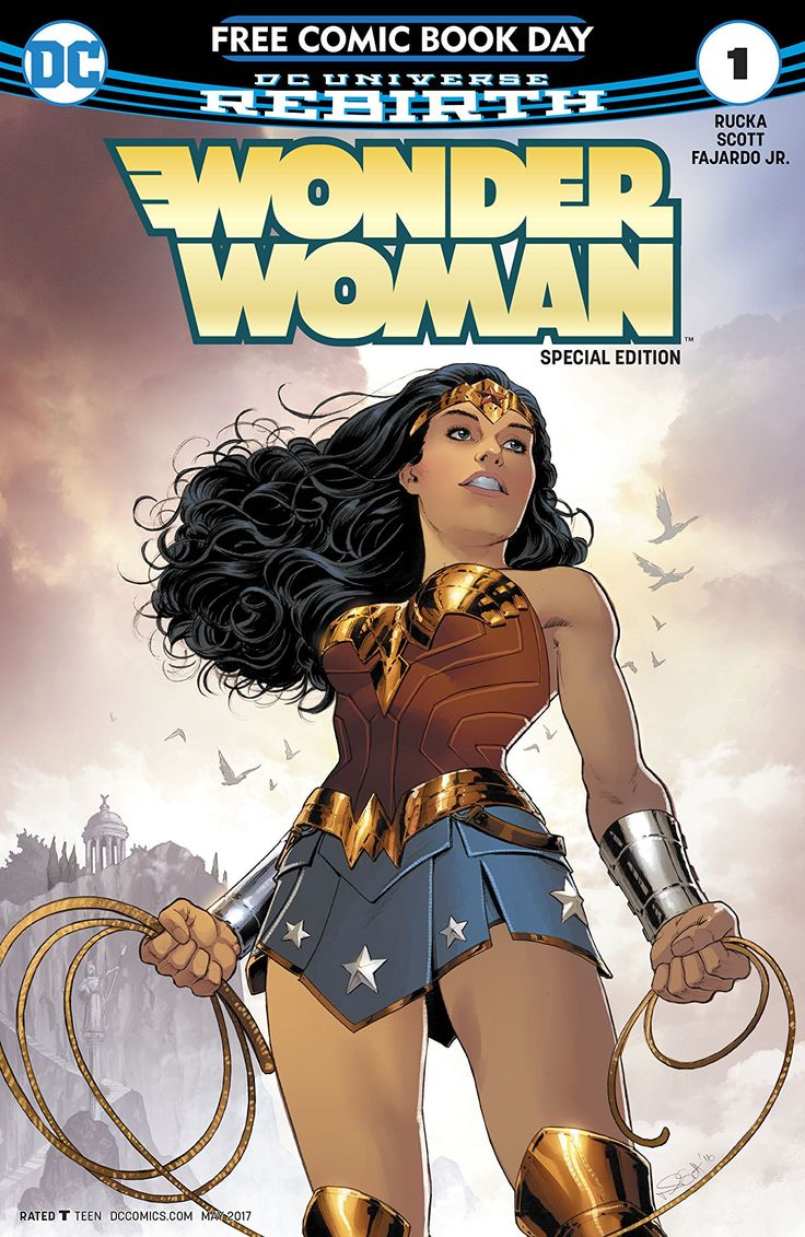 Wonder woman first comic book-6867