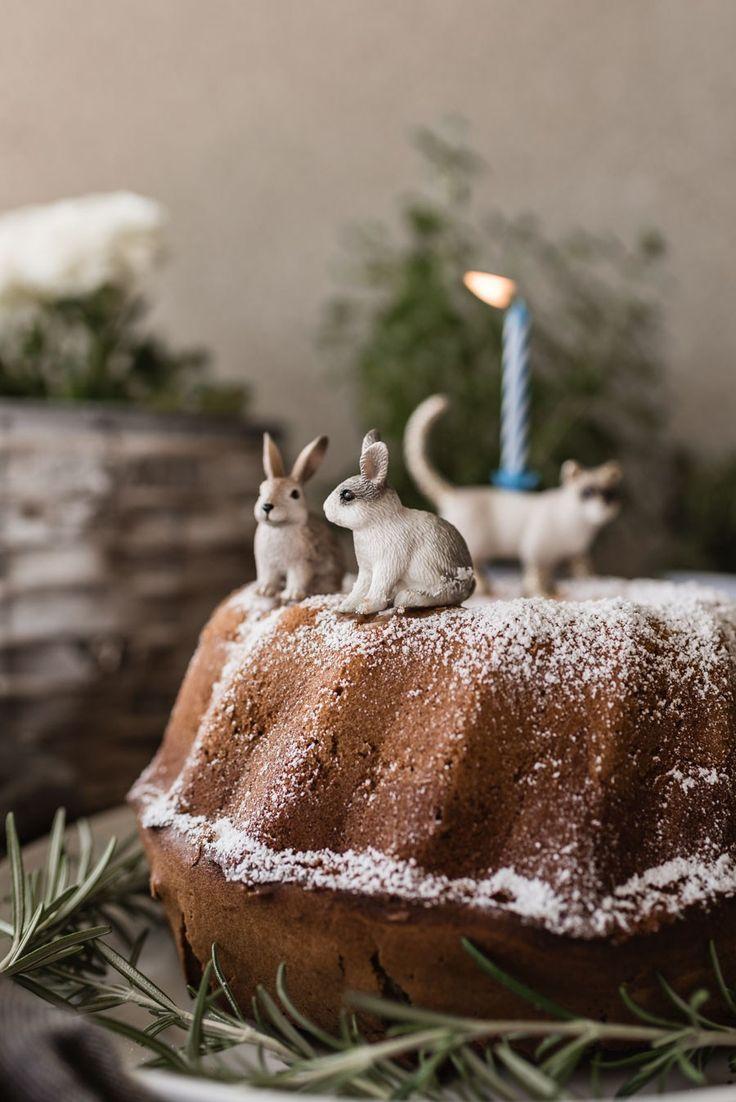 Schnell Einfach Und Stilvoll Ein Gugelhupf Zum Ersten Geburtstag