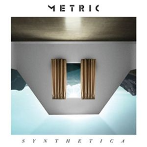 "Synthetica is the fifth full-length release from the Canadian indie rock/new wave band Metric and follow-up to 2009's critically acclaimed Fantasies. Recorded in the band's home studio in Toronto and at Electric Lady Studios in NYC, the 11-song set was produced by the band's lead guitarist Jimmy Shaw and mixed by John O'Mahony (Coldplay, The Cribs). Includes the first single ""Youth Without Youth,"" with its Gary Glitter beat along with ""The Wanderlust""..."
