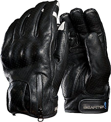 Featured here are Beartek Gloves, which include Beartek Motorcycle gloves. This  excellent innovation  is a cell phone or smartphone bluetooth waterproof glove for motorcycle use.