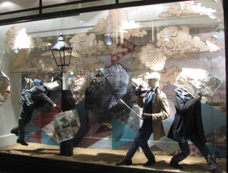 view on retail:  hacket, london