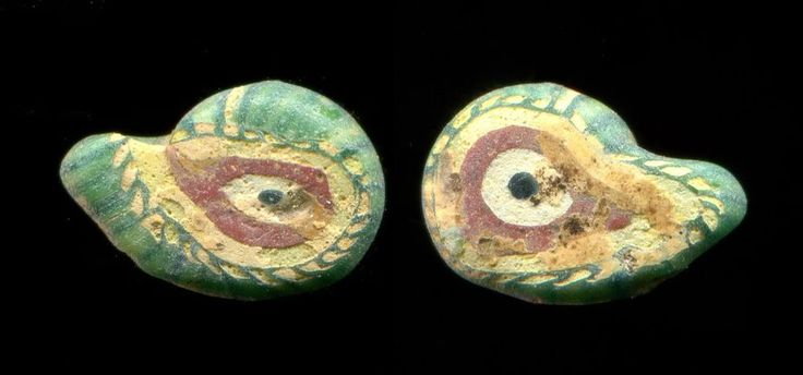 #ancientbead #antiquebead #eyes #bead
