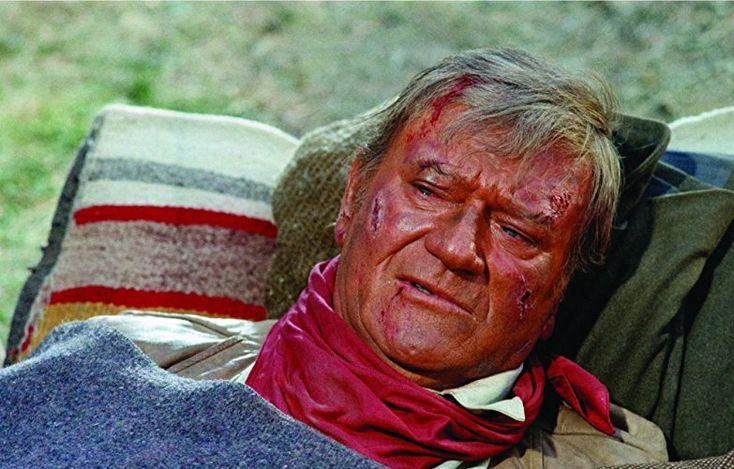 John Wayne in The Cowboys (1972)