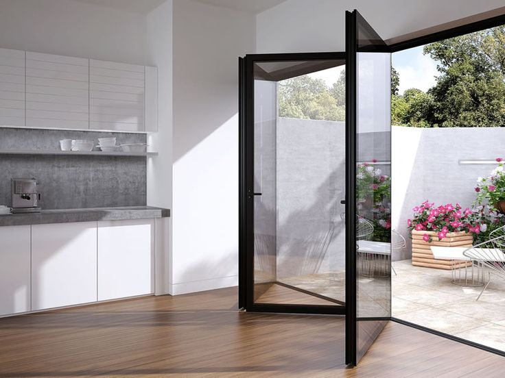 Specialising in the supply and installation of custom made sliding patio doors bi-fold doors roof lights and walk on glass. along with an extensive range ... & 8 best Concertina doors images on Pinterest | Sliding glass door ... Pezcame.Com