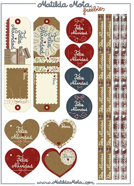 etiquetas navidad                                                                                                                                                                                 Más