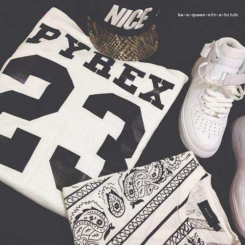 Pyrex Rhude Dope Clothing Swag Streetwear Men Fashion