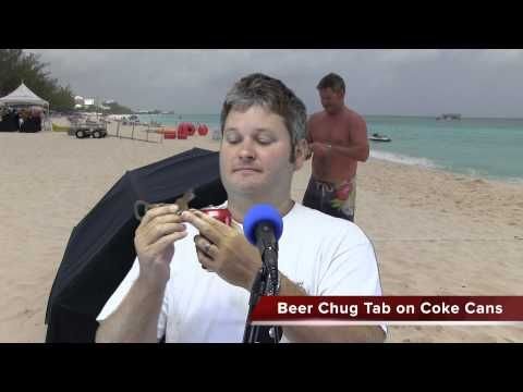 BREAKING NEWS Beer Chug Tab Now on Coca Cola Cans.  Beer chug tabs are not present on Coca-Cola cans!  Does this foreshadow the launch of alcoholic Coca-Cola products?  Why would want to chug a Coke, unless it contained alcohol?  What are your thoughts?  Please share this video with others!