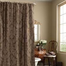 Image result for chocolate brown shower curtain