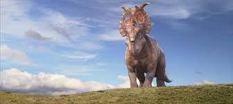 Resultado de imagen para imagenes de caminando con dinosaurios peleando