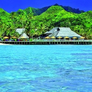 Rarotonga.. the Rarotongan Beach Resort & Spa..