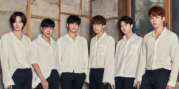 INFINITE revamps as a 6-member group with a new profile photo and edited choreography.  26 Sept 2017