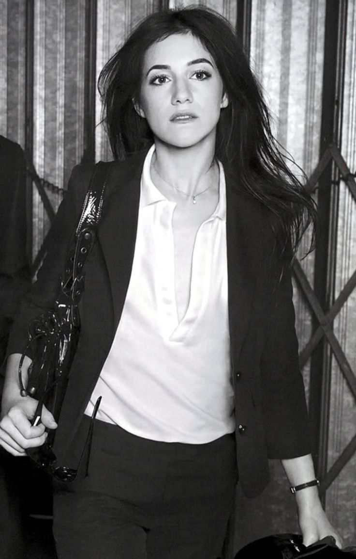Trends Shaker | Portrait of Charlotte Gainsbourg