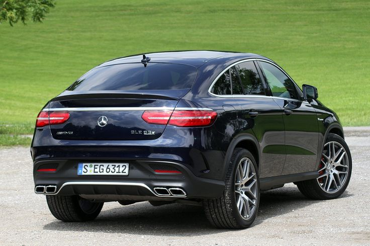 2016 Mercedes GLE Coupe priced from $66,025