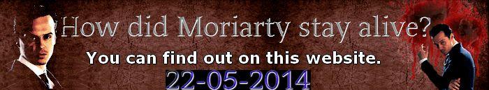 Moriarty halál