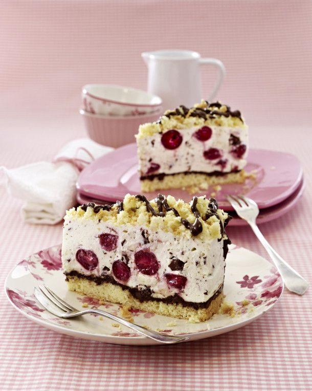 Unser beliebtes Rezept für Kirsch-Stracciatella-Torte und mehr als 55.000 weitere kostenlose Rezepte auf LECKER.de.                                                                                                                                                                                 Mehr