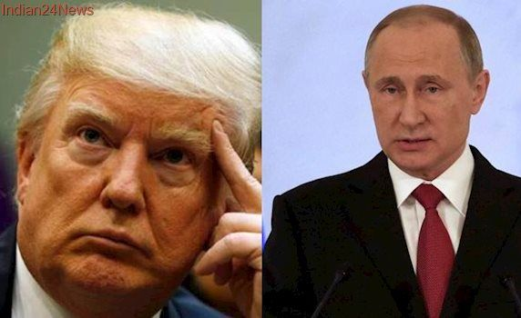 Donald Trump: Russia 'may have' interfered with 2016 Presidential election