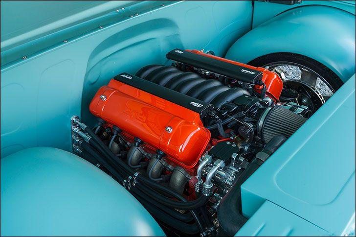 5.3 LS Engine with MSD Atomic EFI