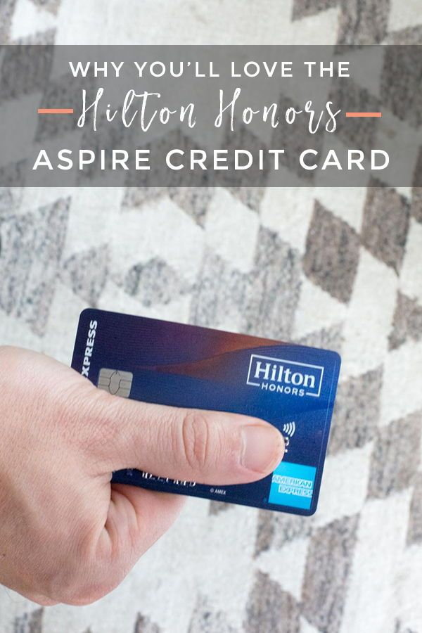 Why I Adore The Hilton Honors Aspire Credit Card Travel Credit Cards Frugal Vacation Travel Cards