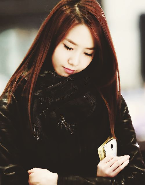 Im Yoon Ah.