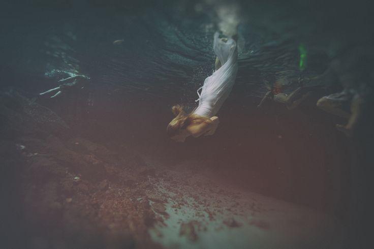 Underwater by Andras Schram