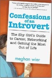 Confessions of an Introvert af Meghan Wier, ISBN 9781572486973