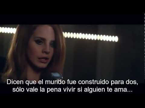 ▶ Lana Del Rey - Video games [Subtitulado al Español] - YouTube